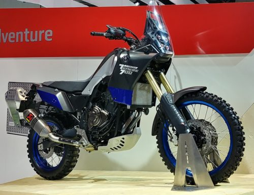 Eicma 2017 Preview: Yamaha Tenere 700