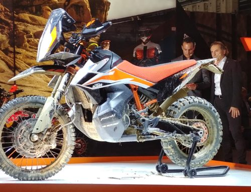 Eicma 2017 Preview: KTM 790 Adventure